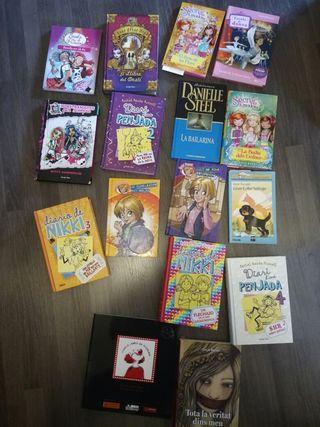 Regalo libros infantiles juveniles