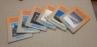 Libros modelismo y dioramas