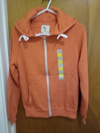 Brand New men's full ZIP hudy .