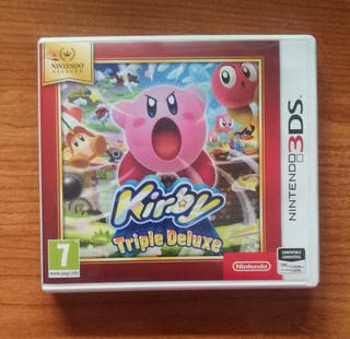 Kirby Triple Deluxe 3DS y 2DS