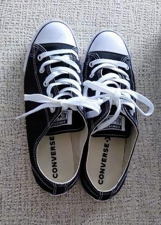Zapatillas mujer Converse negras talla 41