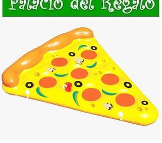 FLOTADOR PIZZA GIGANTE VERANO NUEVO
