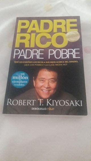 Padre Rico, Padre Pobre Libro Robert Kiyosaki