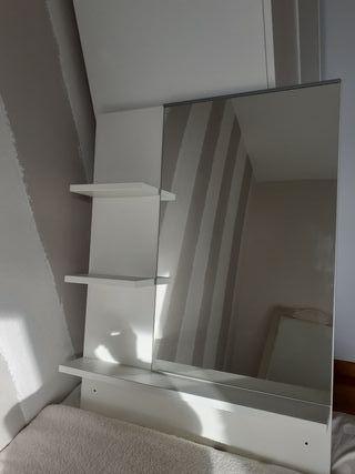 Espejo baño/Tocador NUEVO Ikea
