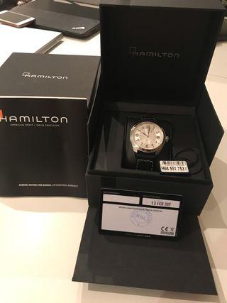 Reloj hamilton perfecto estado