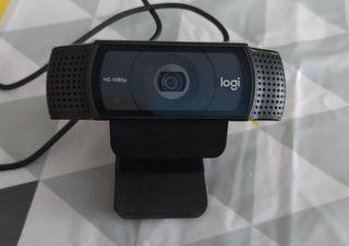 Webcam Logitech c920 HD Pro 1080