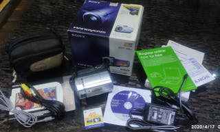 Videocámara Sony Handycam DCR-SR35E
