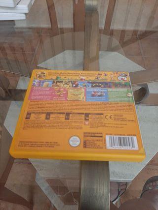 Súper Mario Bros. 2 nintendo 3DS
