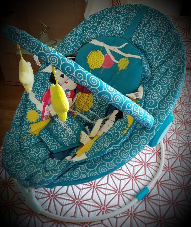 Hamaca para bebés Excellent, diseño kimono