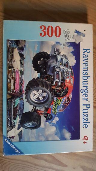 Puzzle Ravensburger Monstertruck