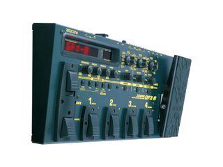ZOOM GFX-8 PEDALERA GUITARRA ELECTRICA - MIDI USB