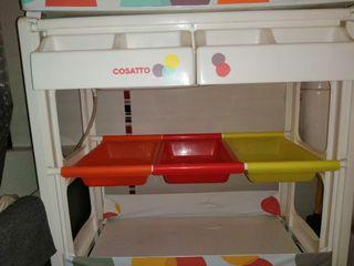 Bañera +Cambiador marca Cosatto