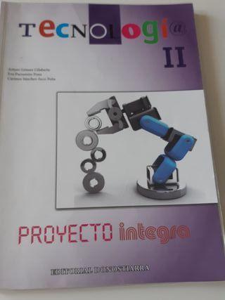 Libro de texto. Tecnología 3°eso