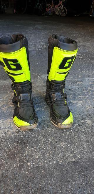 Botas Motocross Niño