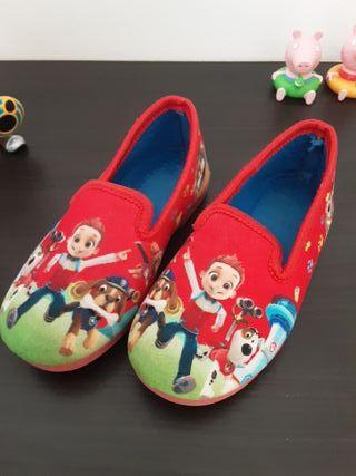 Zapatillas de dormir niño Talla 29