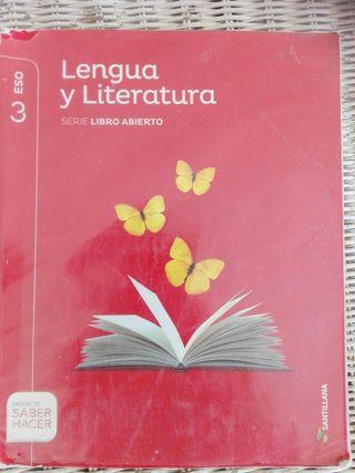 Lengua y Literatura 3° ESO Santillana. Serie Libro