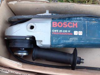 Amoladora Bosch GWS 2000w 230 mm