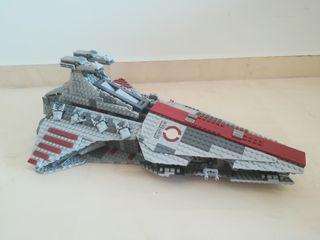 Lego Venator-Class Republic Attack Cruise 8039,com
