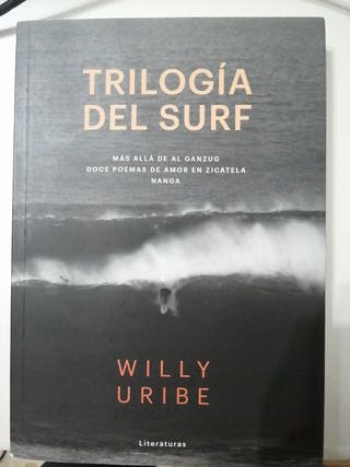 libro la trilogía del surf
