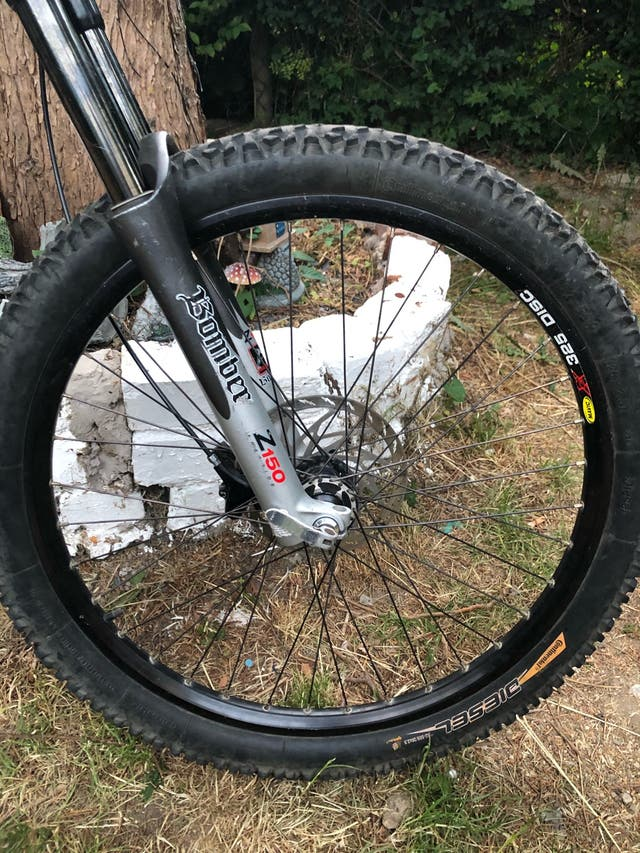 Full Suspension Mountain Bike For Sale