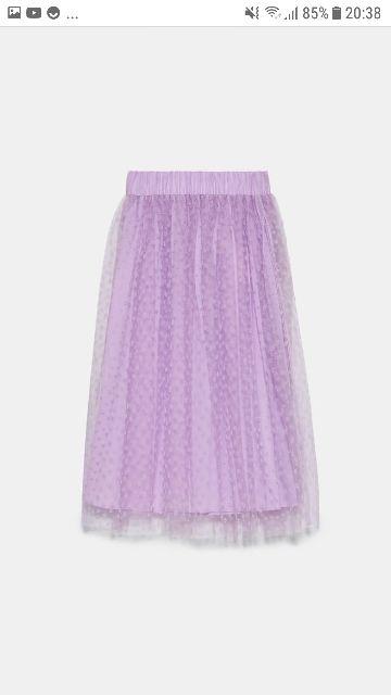 Falda tul edición limitada