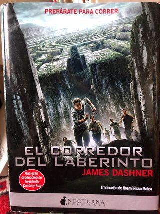 """LiBRO """"El Corredor del Laberinto"""