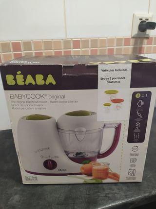 Beaba Robot Babycook 4en1 SIN ESTRENAR-NEGOCIABLE