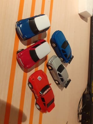 scalextric coches