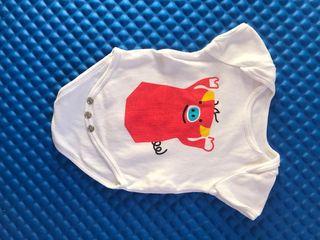 lote ropa recién nacido y pañales