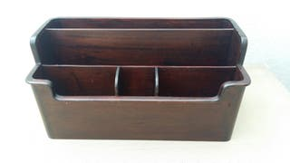 Organizador escritorio vintage
