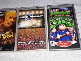 películas PSP..
