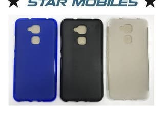 FUNDA BQ AQUARIS V PLUS GEL TPU