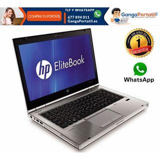 "Portátil Hp EliteBook 8560p, 15""/i5/500Gb/8Gb Ram/"