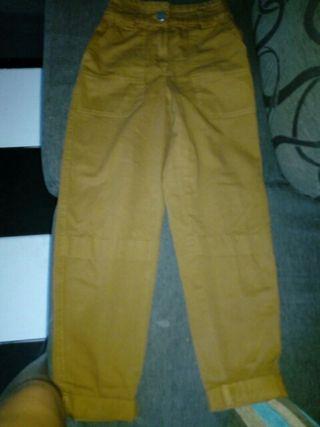 pantalon del bershka nuevo usado una vez