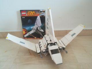 lego imperial shutle tydirium 75094
