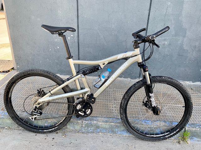 "Bicicleta MTB 26"" talla L"