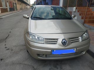 Renault Megane descapotable