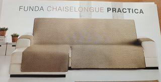 Fundas de sofá acolchadas reversibles