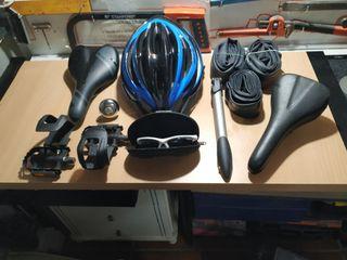 accesorios bicicleta montaña