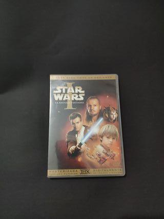 Star Wars I DVD