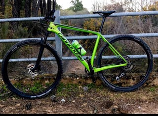 Cannondale F-Si CARBONO 5 2019 mtb
