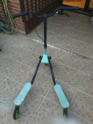 Patinete scooter de 3 ruedas