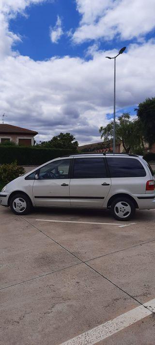 Ford Galaxy 2001