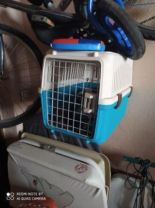 transportin de perro o gato
