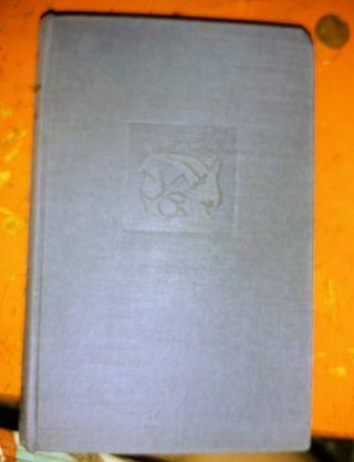 libro novela vintage La Frontera de Dios