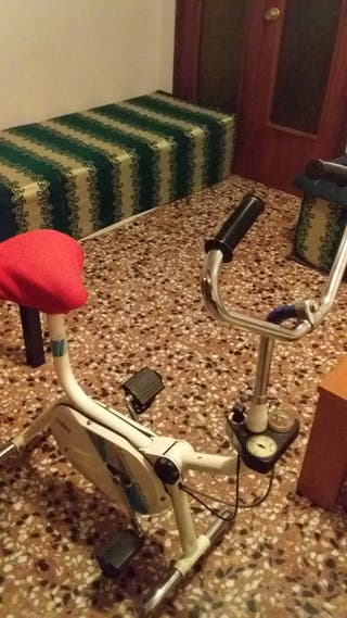 Bicicleta deportiva casera