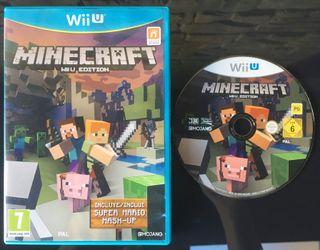 Minecraft WiiU Edition (inc. Mario Mash-Up) Wii U