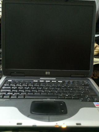 ordenador portátil hp