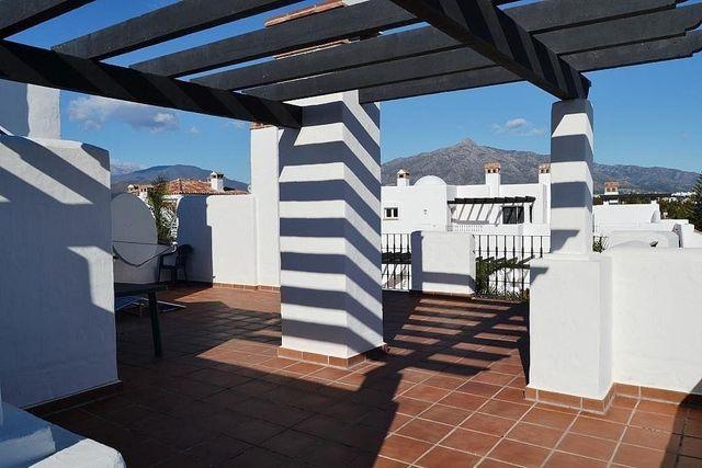 Ático en venta en San Pedro de Alcántara pueblo en Marbella (San Pedro Alcántara, Málaga)