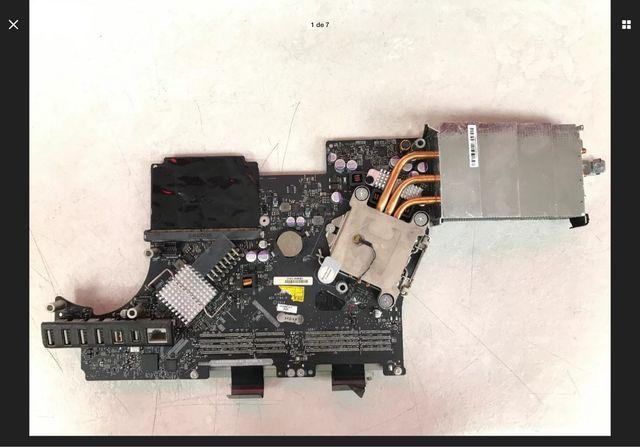 Apple iMac 2010 placa base (leer)